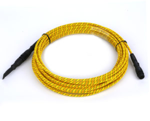 4 wires Position Water Sensing Cable for leakage detecting