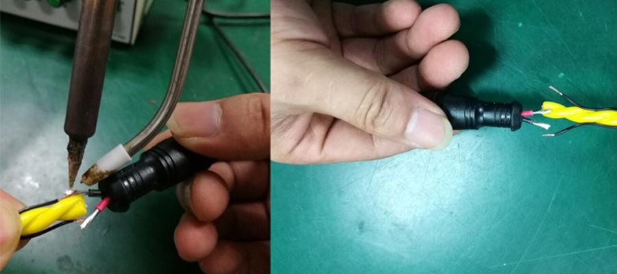 water sensing cable
